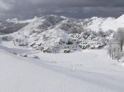 asturias nieve