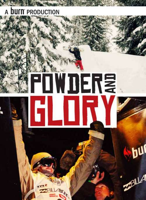 cortometraje powder and glory