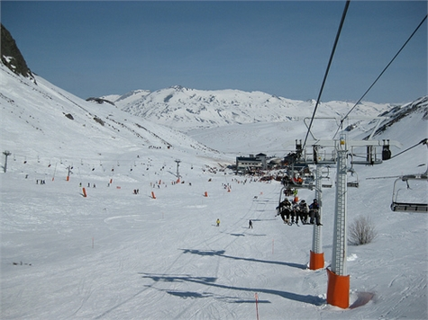 semana santa esqui