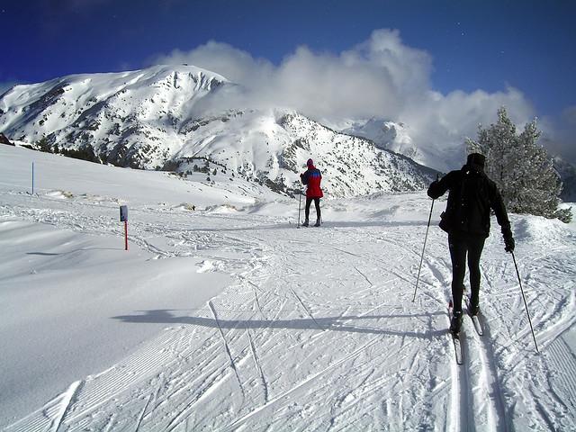 esqui españa