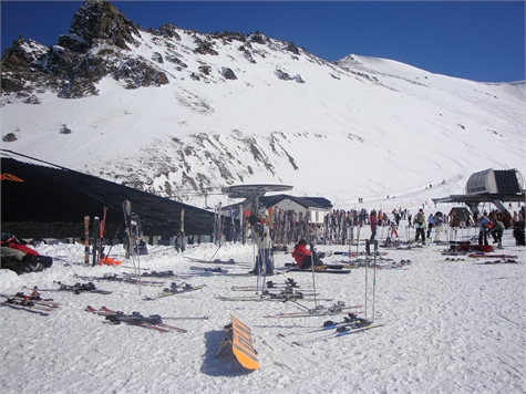 la hoya esqui