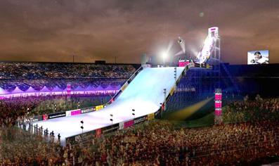 Estadi Olímpic Barcelona NevaSport