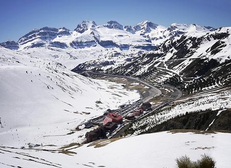 estacion esqui Astun