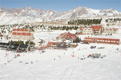 Centro de Esquí del Valle de Las Leñas
